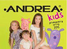 Catalogos Andrea Kids Primavera 2015