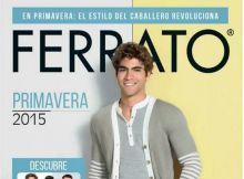 Nuevo Catalogo Ferrato Jeans Primavera 2015