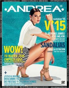 Venta Por Catalogo Sandalias Andrea Verano 2015