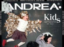Nuevos Catalogos de Zapatos para Niñas Andrea en el nombre del Diseño