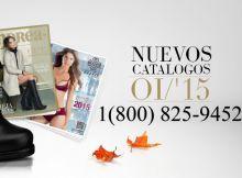 Nuevos Catalogos Andrea USA