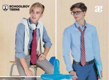 Ferrato Back To School Teens Caballero