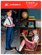 Catálogos Andrea Kids 2017: Moda Infantil Primavera Verano 16