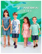 Catálogos Andrea Kids 2017: Moda Infantil Primavera Verano 15