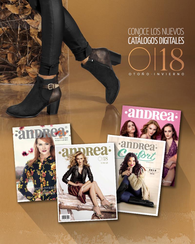 Catalogos Andrea 2019