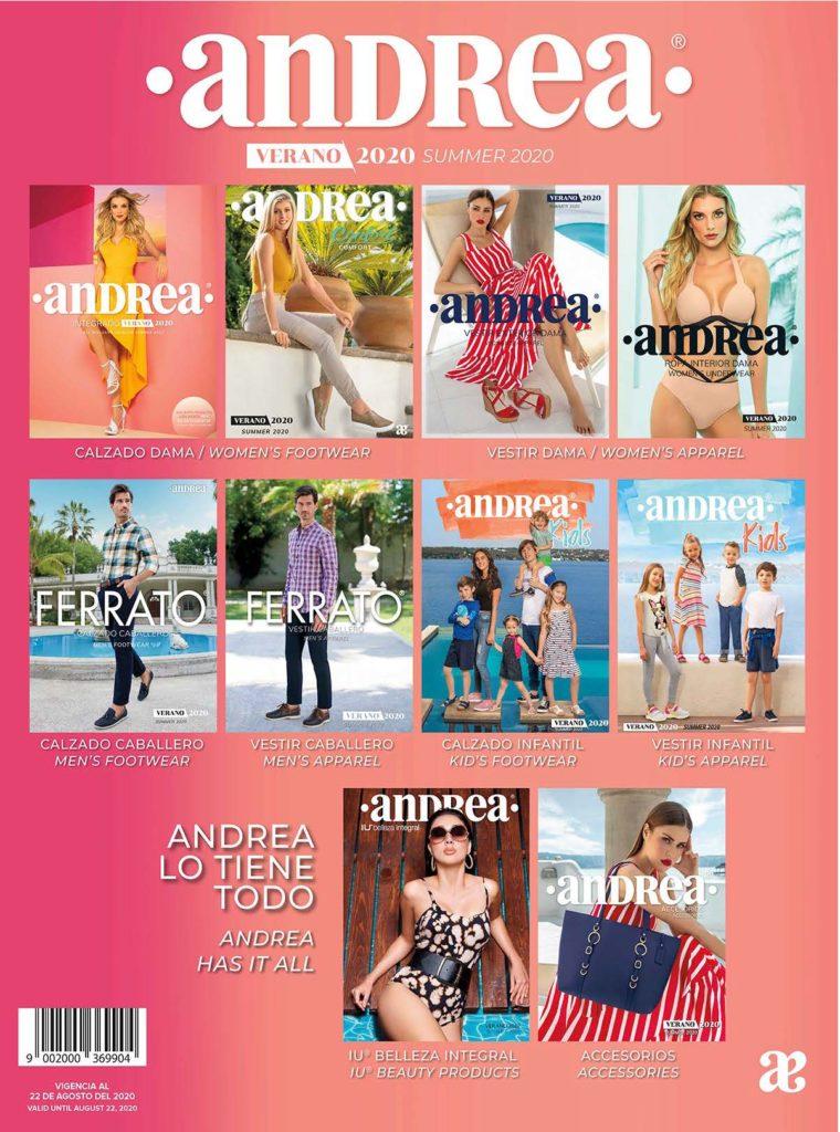 Andrea Catalogos