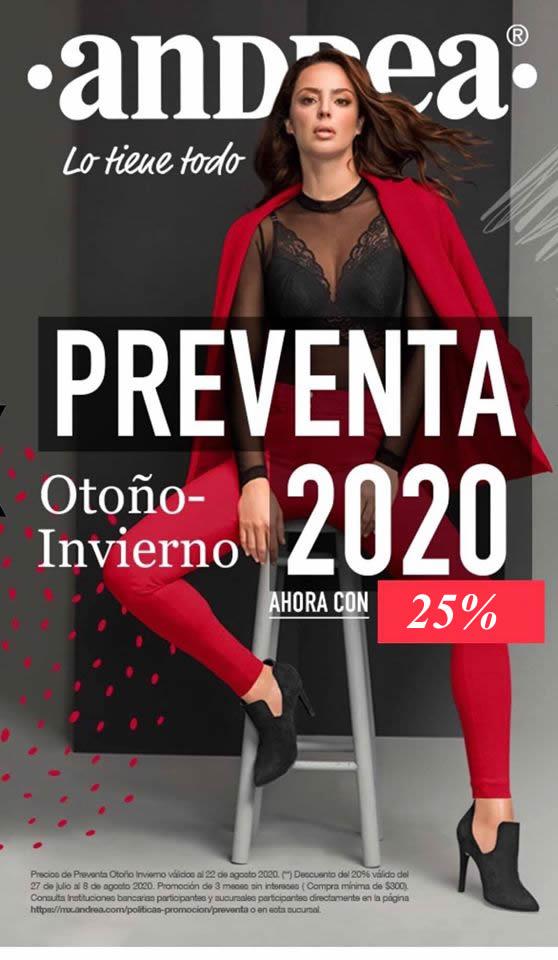 Andrea Preventa 2020 - 2021