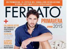 Catalogo Digital Caballero Andrea Ferrato Primavera 2015