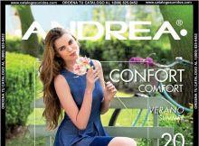 Catalogo Andrea Confort Verano 2015