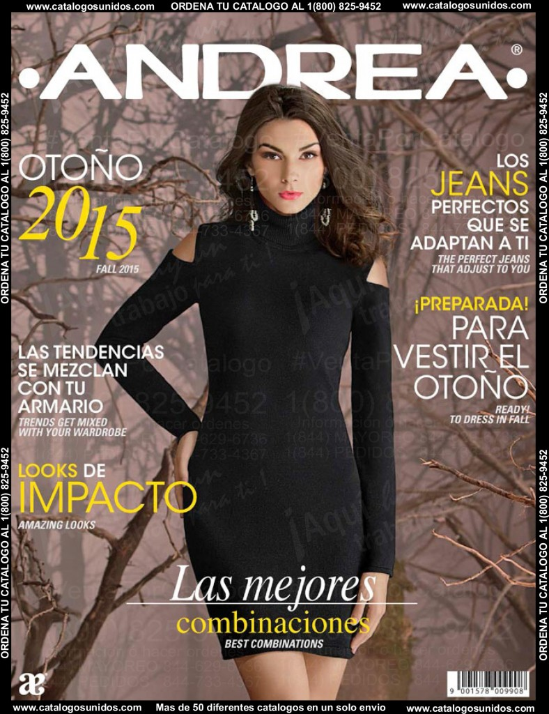 Andrea.com.mx Ropa