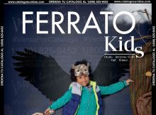 Nuevos Catalogos Ferrato Kids 2015 - 2016