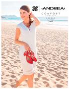Confort Andrea: Catalogo Calzado Mujer Verano 2017 6