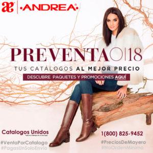 Andrea Otoño Invierno 2018 - 2019 1