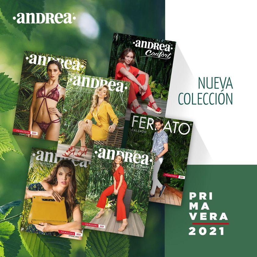 Andrea Primavera 2021